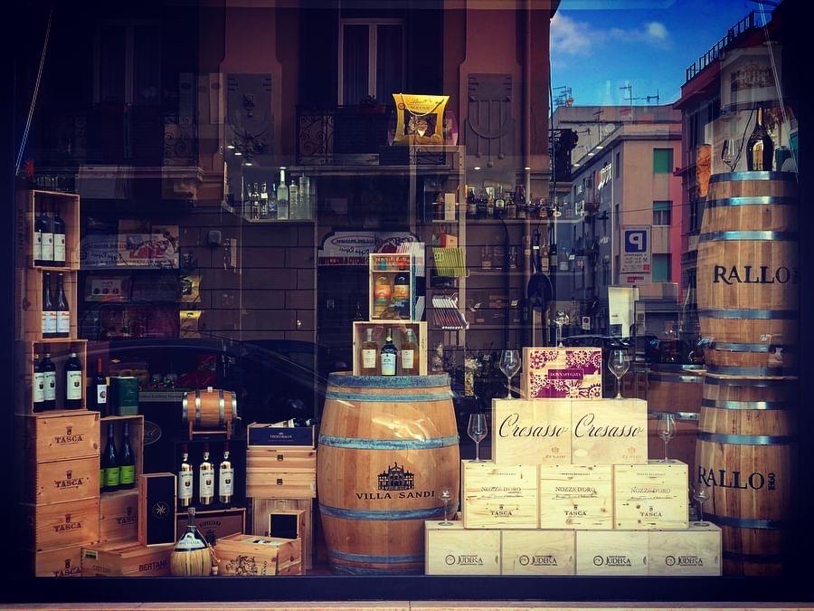 Vendita liquori a Messina